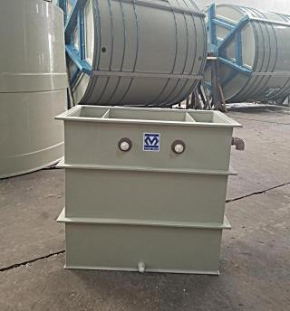 Water and Oil separator Boxes